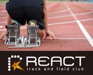 REACT通常練習会 @ 代々木公園陸上競技場