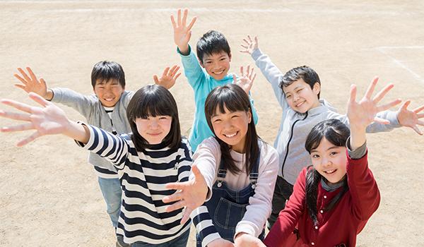 小学生のイメージ